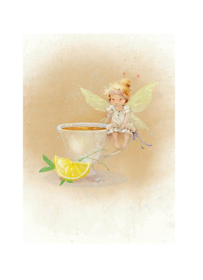 Чайная фея картинки