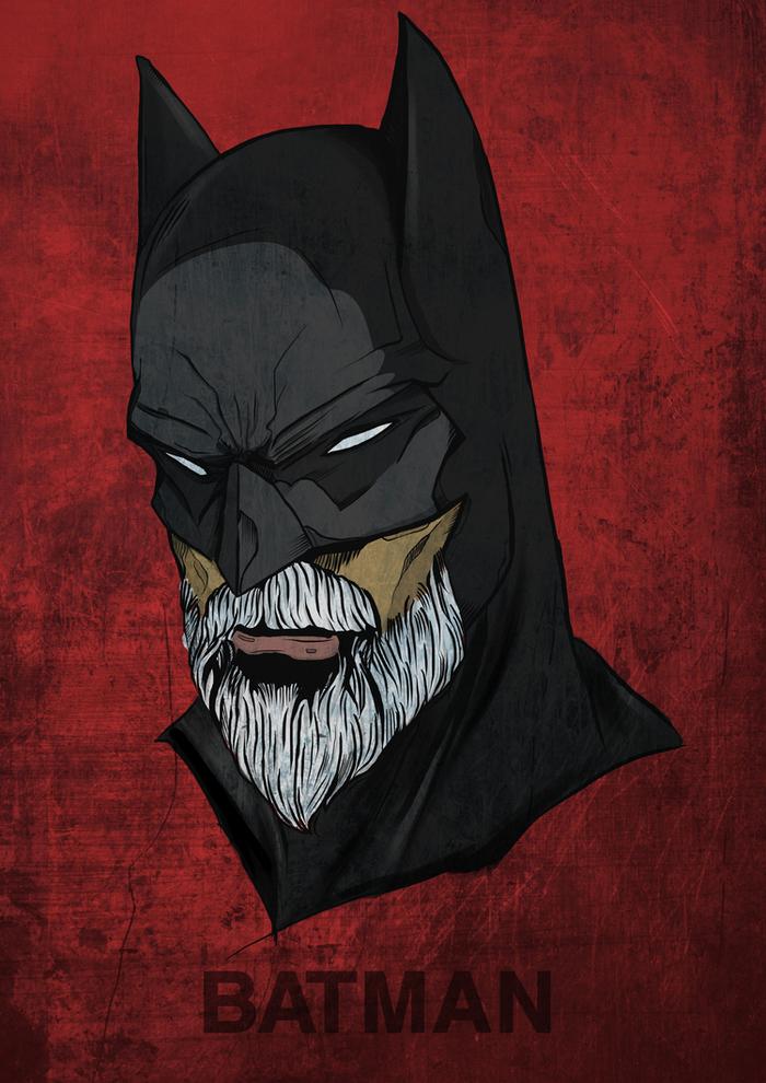 Картинки бэтмена на аву в стиме