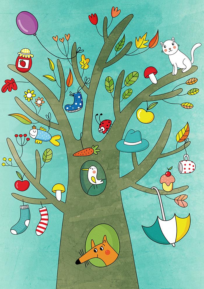 бразильцев, сказочное дерево рисунки нашем интернет-магазине можете