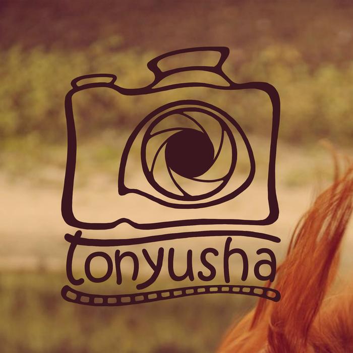 отдельный логотип фотографа на фотографии она может быть