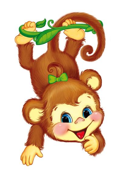 Картинки на год обезьянки