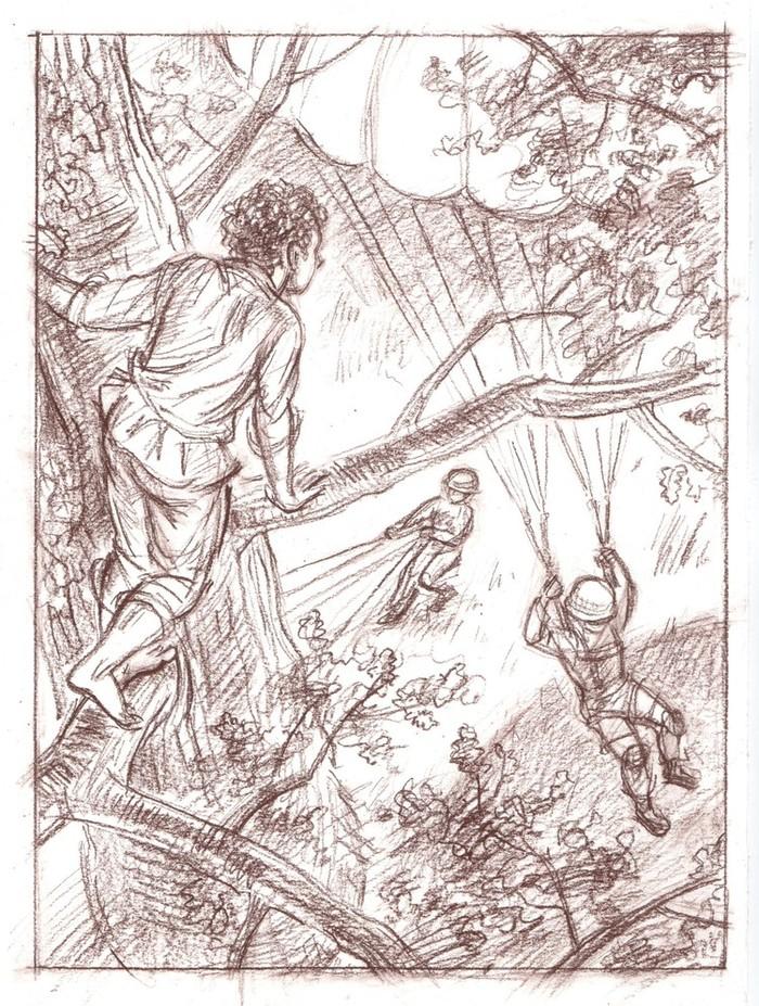 странице болотные робинзоны картинки выхода дома
