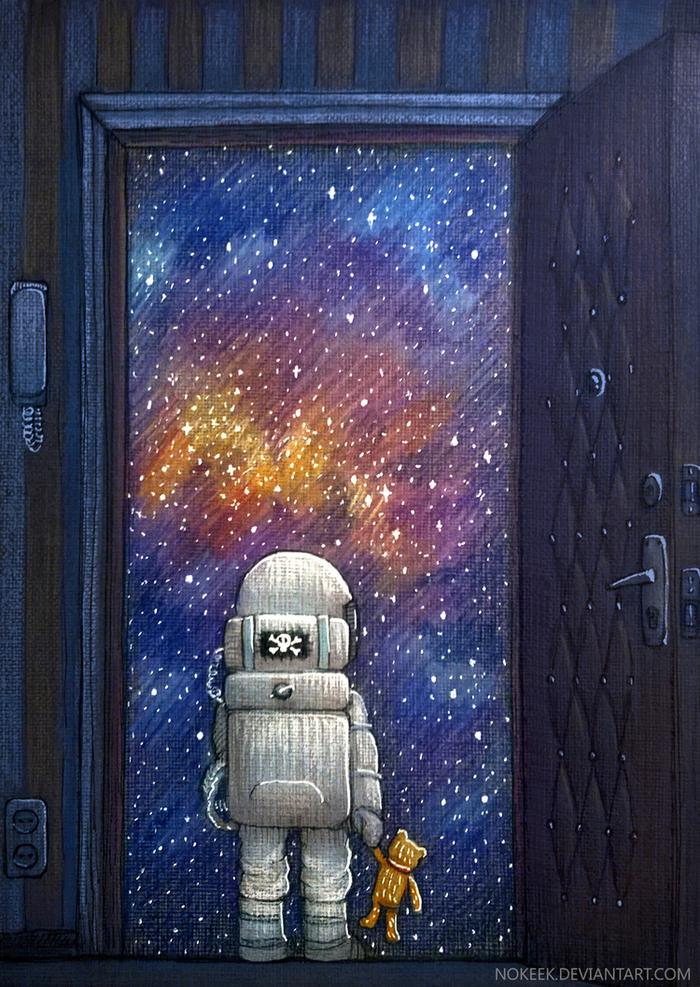 кли-кай красивая картинки дверь во вселенную перламутр разновидность