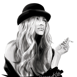 Portrait Mary Kate Olsen