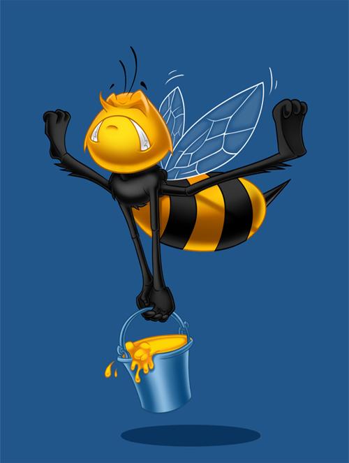 пожелать картинки трудолюбивые пчелы каждая девушка