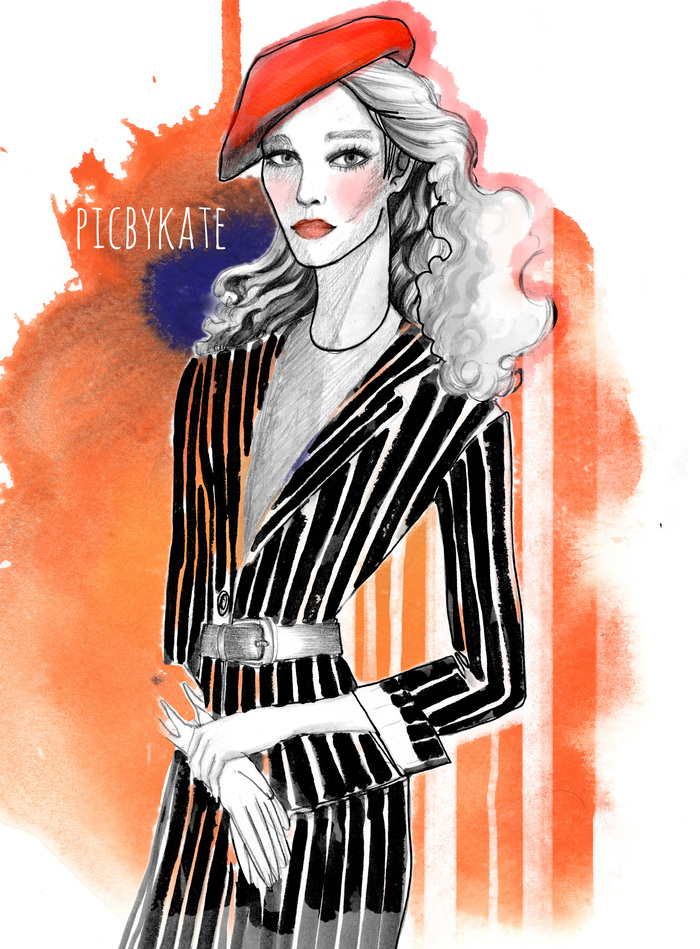 fashion illustration Representing 49 top fashion illustrators from haute couture to the cat walk, from catalogue to off the shelf, we are dedicated to delivering.