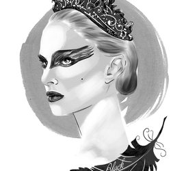 Black Swan - pure inspiration!