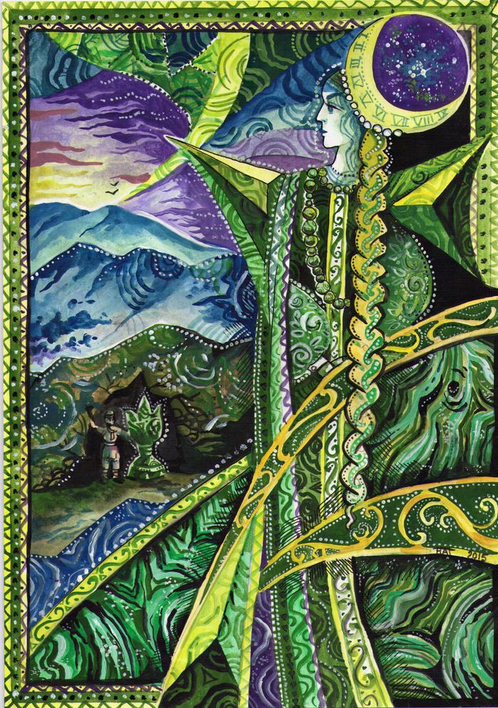 этого орехи сказки бажова картинки хозяйка медной горы гордится достояниями