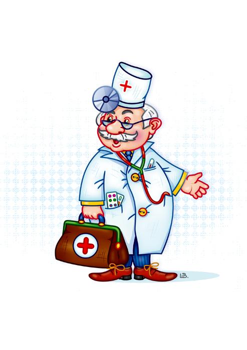 Доктор картинки для детского сада