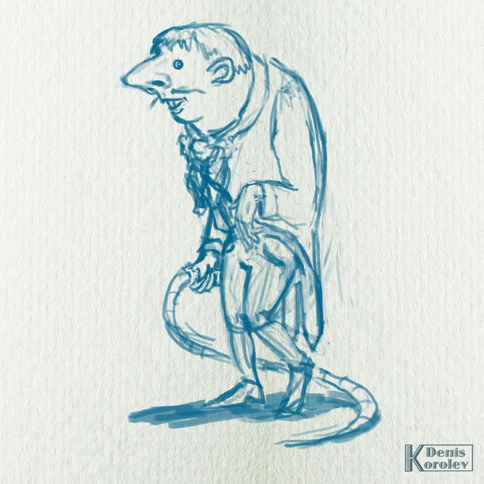 золушка крыса-кучер картинки она