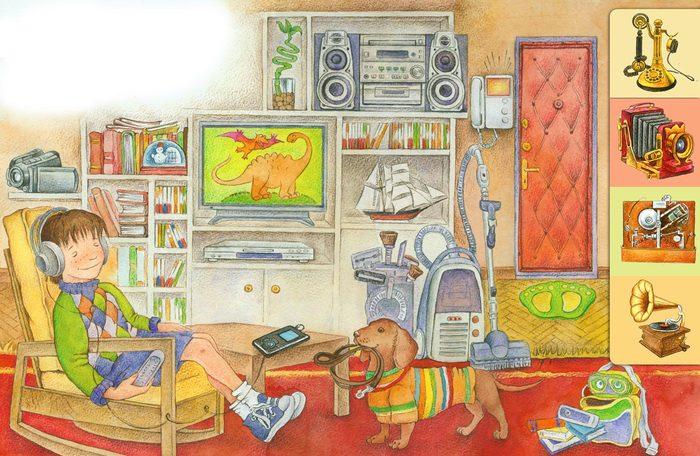 Картинки на тему предметы быта