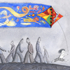 User illustration thumb kite yakovlev sm