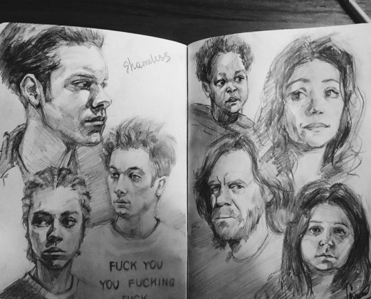 Бесстыжие рисунки карандашом