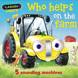Who helps on the farm. Cover