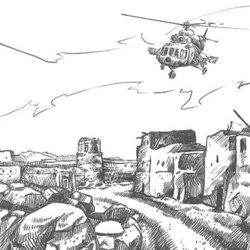 Вывод войск из афганистана картинки карандашом