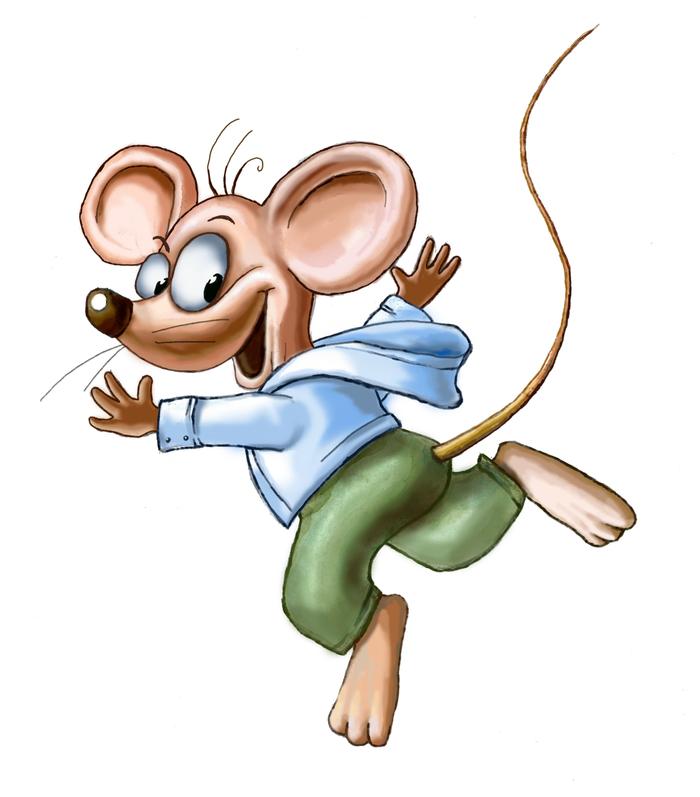 котейки картинка мышка спортсмен среды