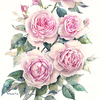 User illustration thumb 5 roses