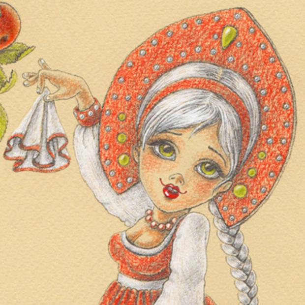Иллюстраторы для открыток